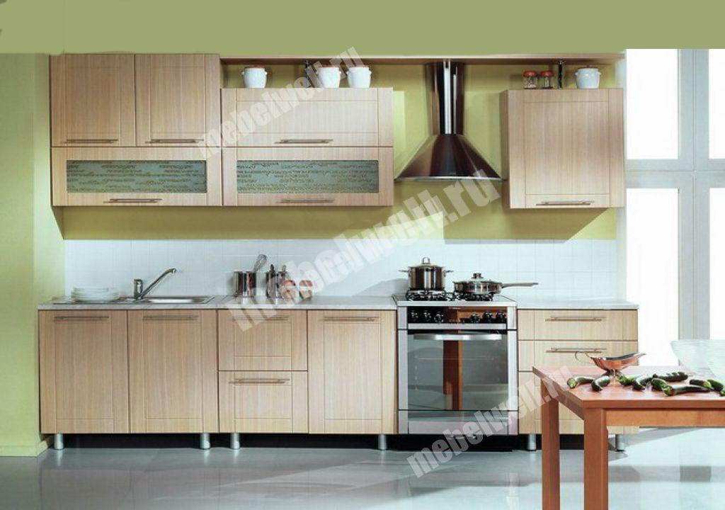 Недорогие кухонные гарнитуры (51 фото), сборка своими руками.